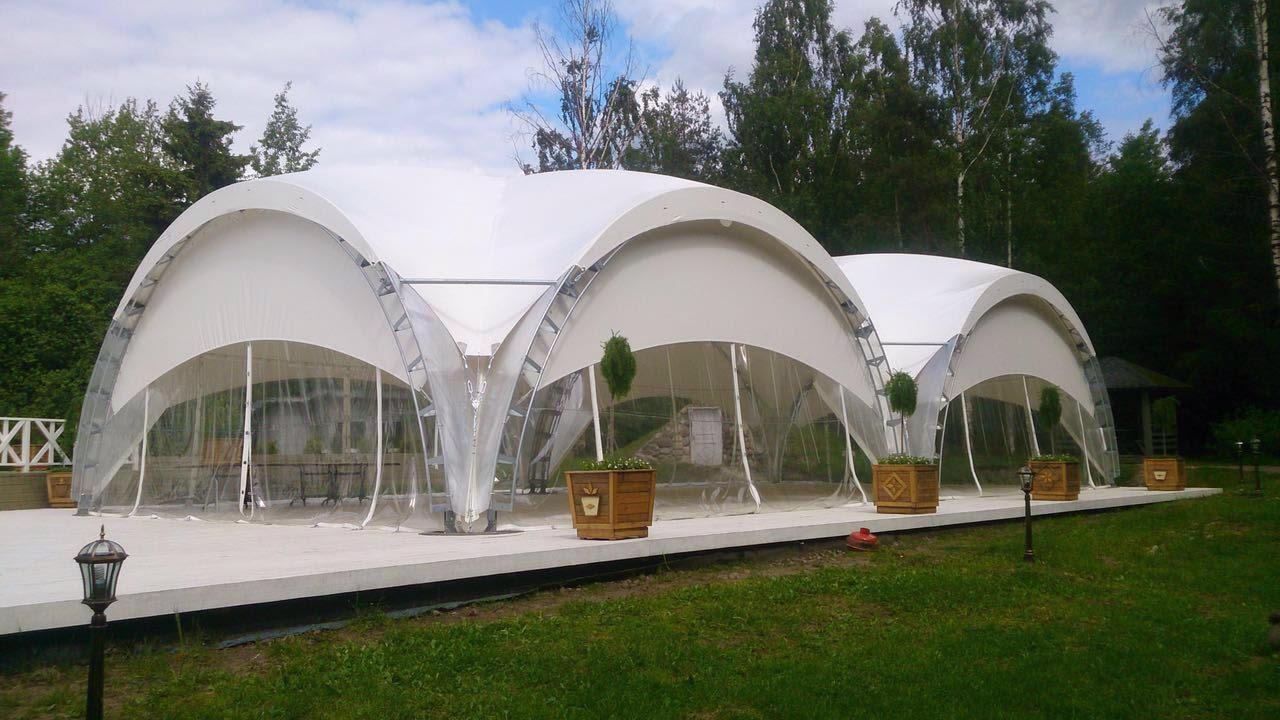 арочные шатры в воронеже