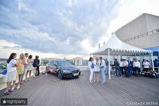 Jaguar XE. Новая высота