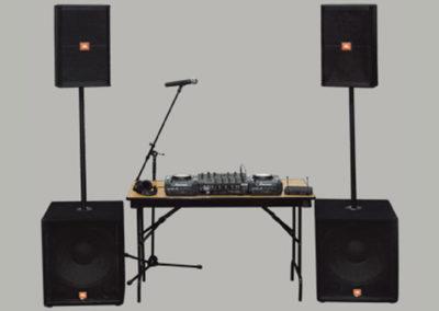 Звуковое обоудование-2